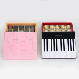 Коробка на 20 конфет 22,3 * 18,3 * 4,5см