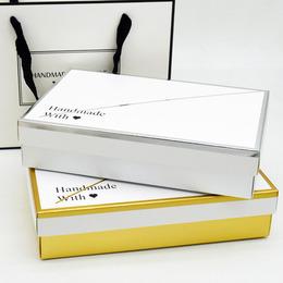 Коробка Handmade (с дефектом) 22,5 * 15 * 5см