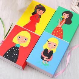 Коробка с девочкой 15,5 * 12,5 * 5см