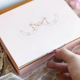 Коробка Розовая нежность (с дефектом) 17 * 13 * 3,5см