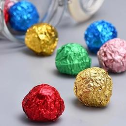 Фольга для конфет 100шт. 15 * 15см