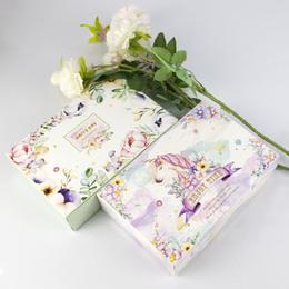 Коробка с цветами  21 * 14 * 5см