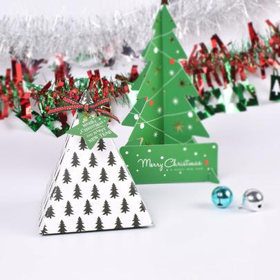 Пирамидка Елочки (с дефектом) 11,5 * 9 * 9см
