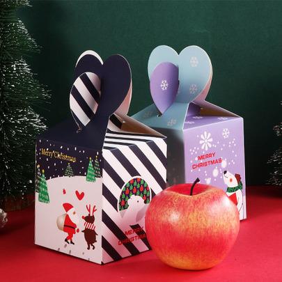 Коробка-подарок 8,8 * 8,5 * 10см
