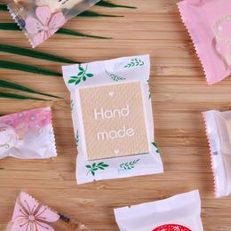 Пакет с листьями HM 100шт 10 * 7см