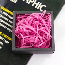 Бумажный наполнитель ярко-розовый 100г. 28 * 20см