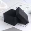Коробка плотная черная