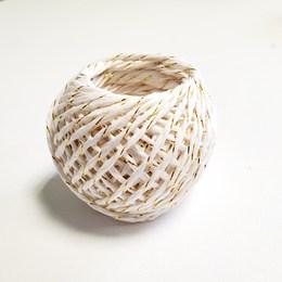 Шнур бумажный с люрексом 18м 0,3* 1800см