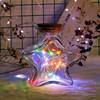Гирлянда светодиодная разноцветная 1м 0,1 * 100см