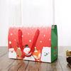 Коробка-сумка Рождество 27,5 * 20 * 12см
