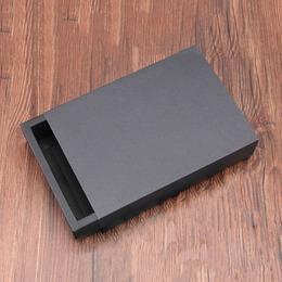 Коробка-пенал черный 32 * 20 * 5см