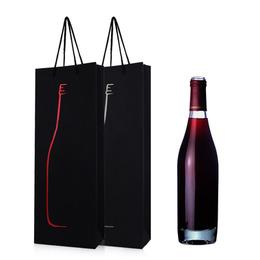 "Пакет для вина ""Бутылка"" 35 * 12 * 9см"