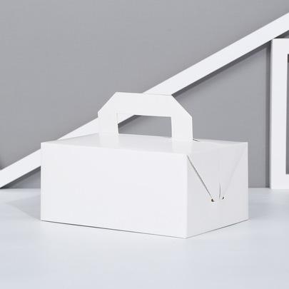 Коробка-пакет 20 * 13,5 * 9 см