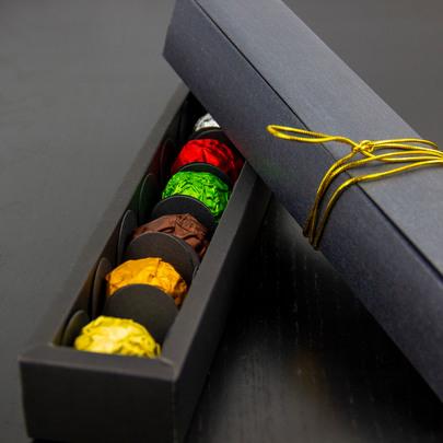 Фольга для конфет 100шт. 10 * 10см