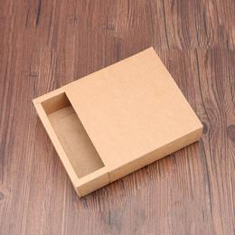 Коробка-пенал крафт 14,5 * 14,5 * 6см