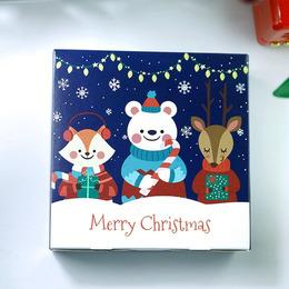 Коробка Подарки 14 * 14 * 5см