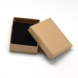 Коробка плотная прямоугольная 8 * 5 * 2,8 см