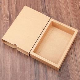 Коробка-пенал крафт 22 * 16 * 4,5см